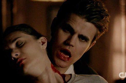 "Stefan Salvatore (Paul Wesley): Season 1 vs. Season 6   ""The Vampire Diaries"" Cast: Then Vs. Now"