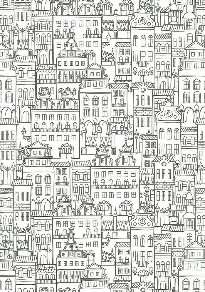 50 best omalovanky images on Pinterest   Libros para colorear ...