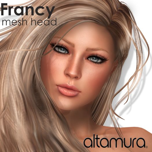 Francy Mesh Head- Altamura