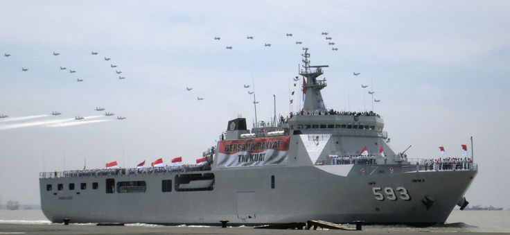 Astillero Río Santiago y Daewoo proponen construir un buque multipropósito para la Armada Aa5606a6e1bfb8ec343f661481056c81