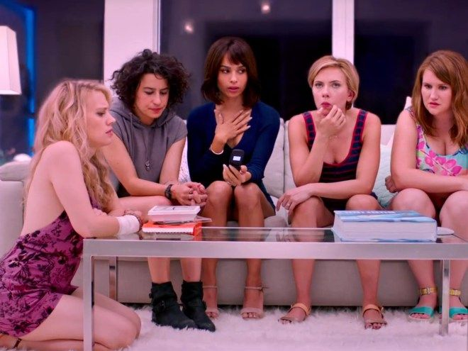 Scarlett Johansson Has a 'Hangover'-Style 'Rough Night' In Red-Band Trailer