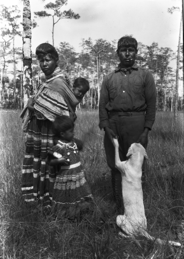 First Indians In Florida