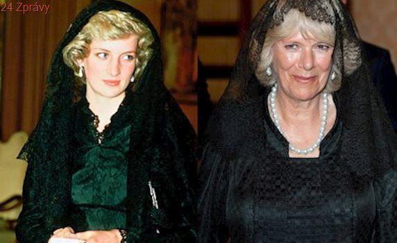 Princezna Diana žárlila na Camillu: Plakala, nadávala i kopala kvůli ní do nábytku 6 hodin