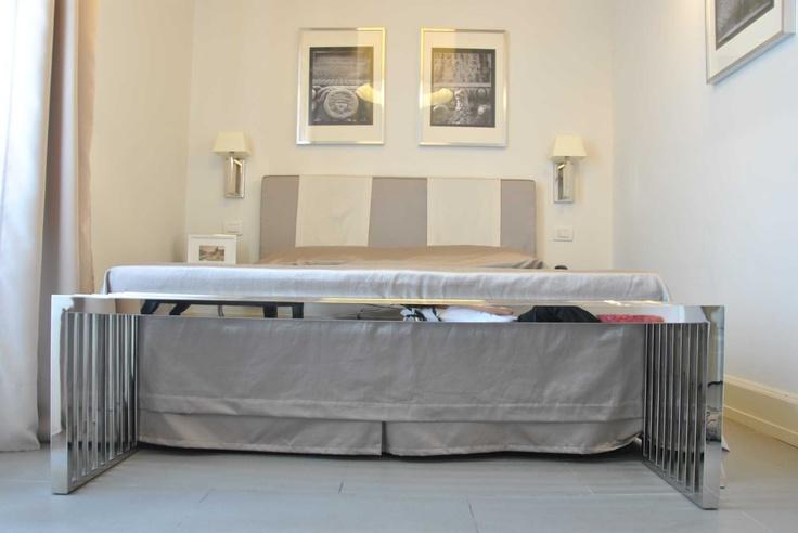 HOTEL VATICAN GUEST HOUSE – RENOVATION VIA DEL MASCHERINO, ROME DESIGN 2006 COMPLETED: 2009