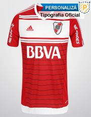 Camiseta adidas River Plate Alternativa 2016