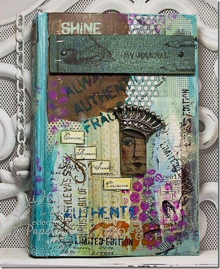 Artful Diary Covers