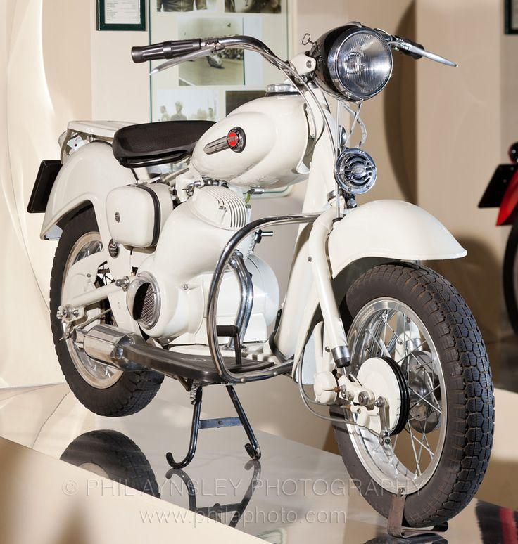 Motom  1954 163 Delfino