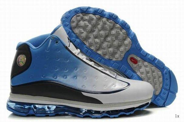 Nike Air Jordan Max J13 Mens Shoe - www.thegoodzonline.com Colors Available: Black, Red/Black, White/Red/Black, Blue/White, Purple/White, Orange/\u2026