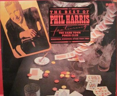 Phil Harris - The Best Of Phil Harris (Vinyl, LP) at Discogs