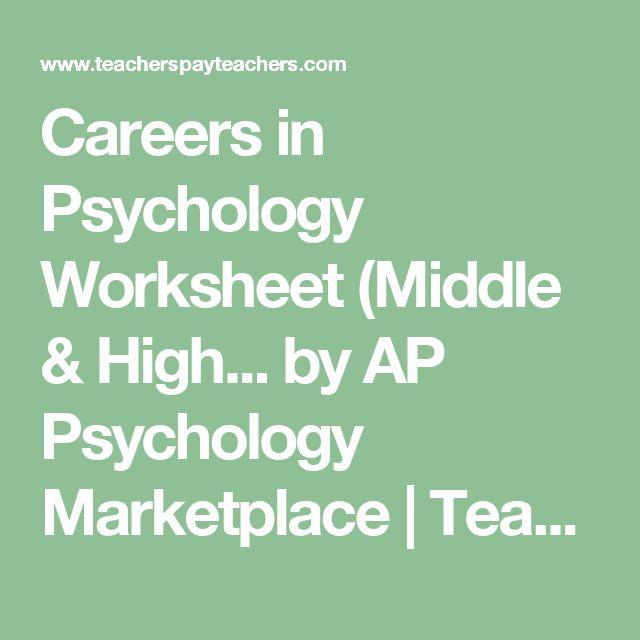 The 25+ best Careers in psychology ideas on Pinterest Psychology - sports psychologist sample resume