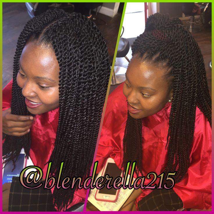 Crochet Hair Philadelphia : Crochet senegalese twists done @ Mckinzie Chic Hair Studio located ...