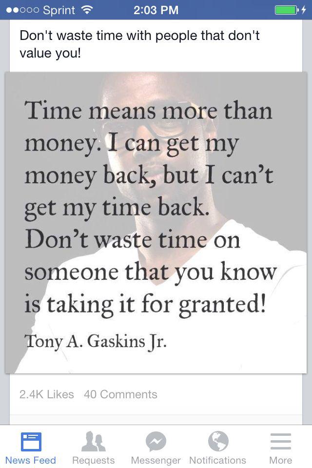 Tony Gaskins said it best!!