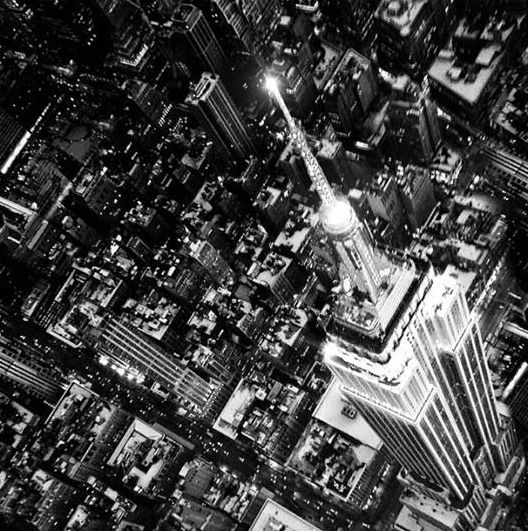 Empire State Building perspective