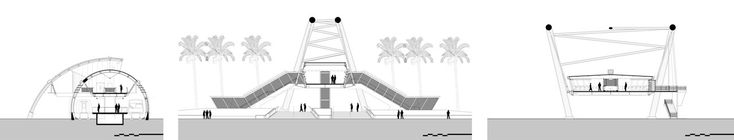 Gallery of Cidade Nova Metro Station and Footbridge / JBMC Architecture - 20