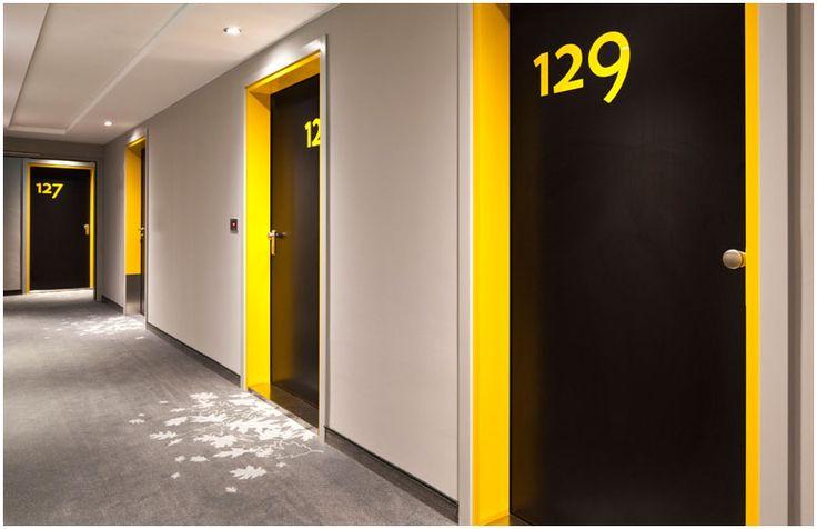 hospitality corridor design - Google Search