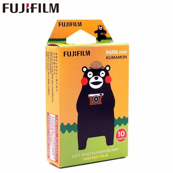 Discount! US $11.50  Fujifilm 10 sheets Instax Mini KUMAMON kumamoto bear Instant Film photo paper for Instax Mini 8 7s 25 50s 90 9 SP-1 SP-2 Camera  #Fujifilm #sheets #Instax #Mini #KUMAMON #kumamoto #bear #Instant #Film #photo #paper #Camera  #BlackFriday