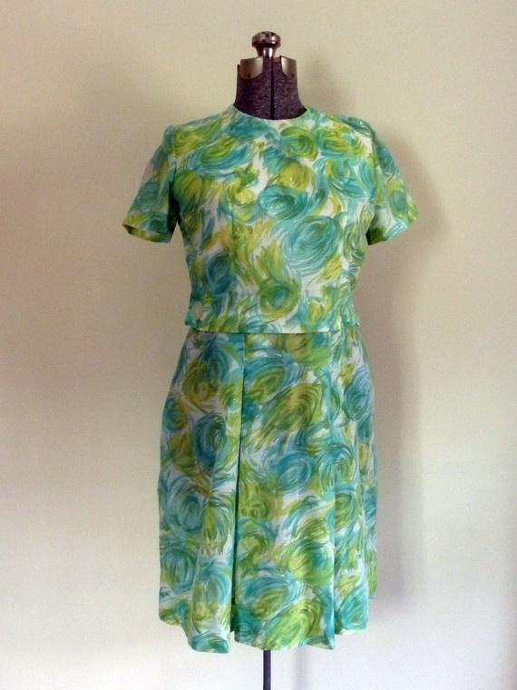 Vintage 1950s1960s Lora Lenox Dress Sculptured by rileybella123, $35.00Jewelry Treasure, Rileybella123, Dresses Sculpture, Vintage Dresses, Lenox Dresses, 1950S1960S Lora, Vintage 1950S1960S, Antiques Malls, Lora Lenox