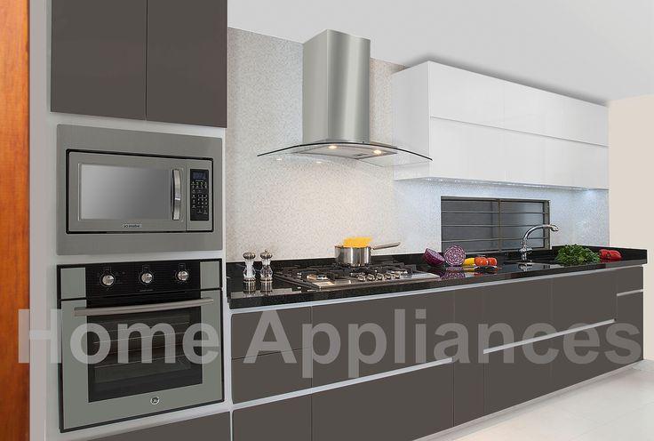 Centro de Diseño Floresta LC 26 #cocinas #cocina #kitchen  #art #desing #diseño #home #homeappliances #hogar #electrodomesticos #hornos #microondas #cubiertas #campana