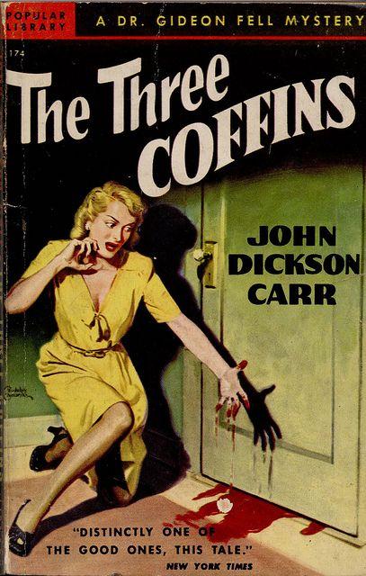 The Three Coffins, John Dickson Carr (1949)
