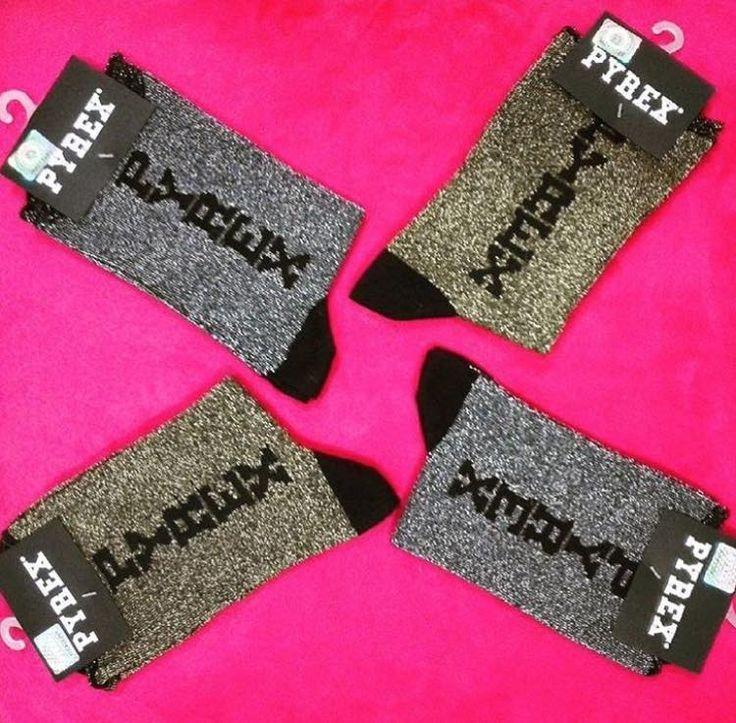 GLITTER SOCKS #new #collection #pyrex #pyrexoriginal #fallwinter16 #winterstyle #socks #glitter #streetstyle #nothingbetter #pyrexstyle #godsavethestreet