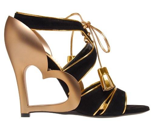 Marc Jacobs hart shoes