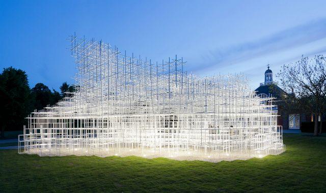 ∷ Serpentine Gallery 2013 , Sohsuke Fujimoto
