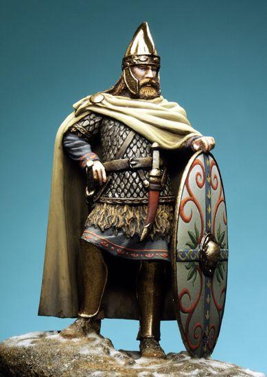 Dacian Celtic Warrior, II Century A.C.