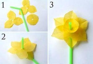 Kids Crafts - Flower Craft