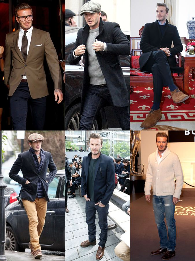 David Beckham 2013 Outfits Lookbook Sharp Dressed Man Pinterest David Beckham David And