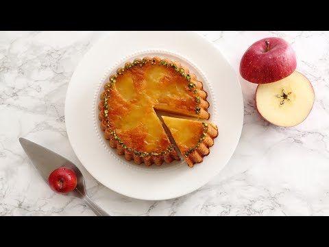 まるごとリンゴのしっとりケーキ<手作りキット> - YouTube