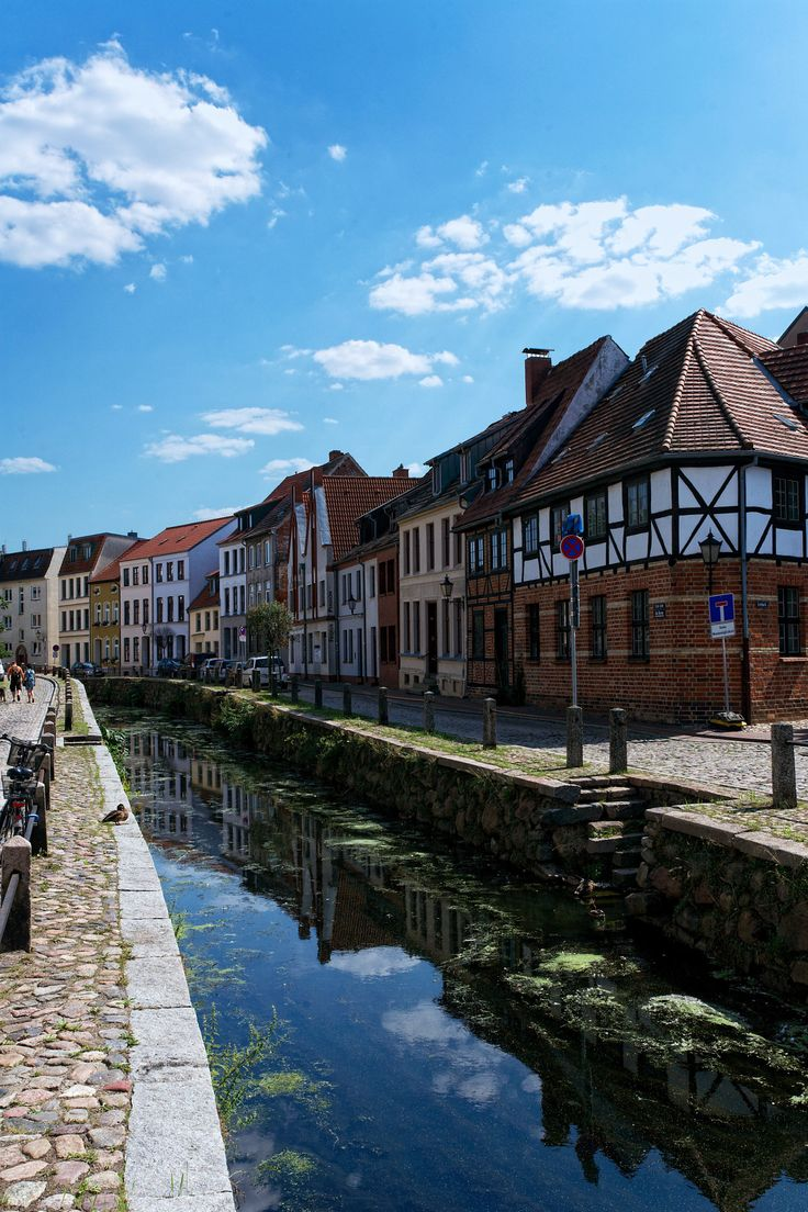 wismar town germany by Pietro