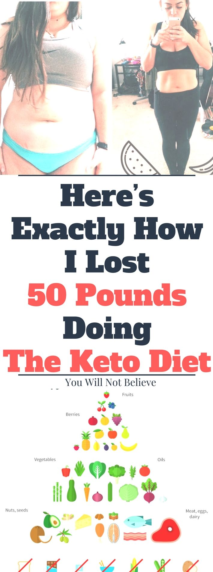 Here's Exactly How I Lost 50 Pounds Doing The Keto Diet!!!! Read! #fitnessgirl #fitnessmom #transformations #fitnesslife #abs #train #healthy #healthylifestyle #sisepuede #tattoo #tattoossometimes #fridaynight #gymsession #weightloss #legsgains #ladybeast #triplet #fitnessjourney #fitnesslifestyle #fitnessfreak #girlswholift #nopainnogain #getstrong #mondaymiles #chestday #seenonmyrun #trainhard #strengthtraining #physiquefreak