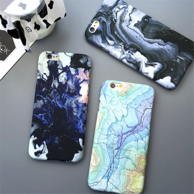 The case uses vivid printing to create the effect. I t's made to look like the earth's surface from space with the use of colored inks, making it look like a late 1972s photograph of the earth called