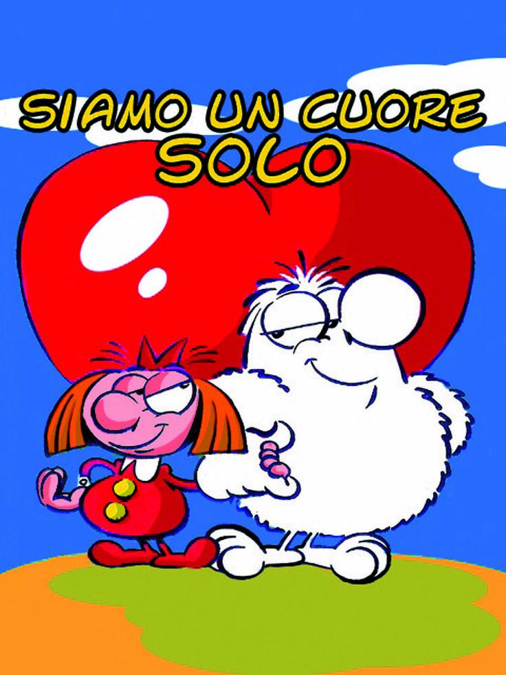 ITALIAN COMICS - Rapporto di Coppia