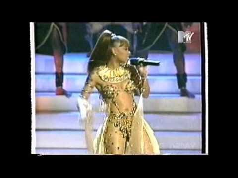 Lil Kim, Left Eye, Missy, Da Brat & Angie - Not Tonight Ladies Night Live at VMAs 1997 - YouTube