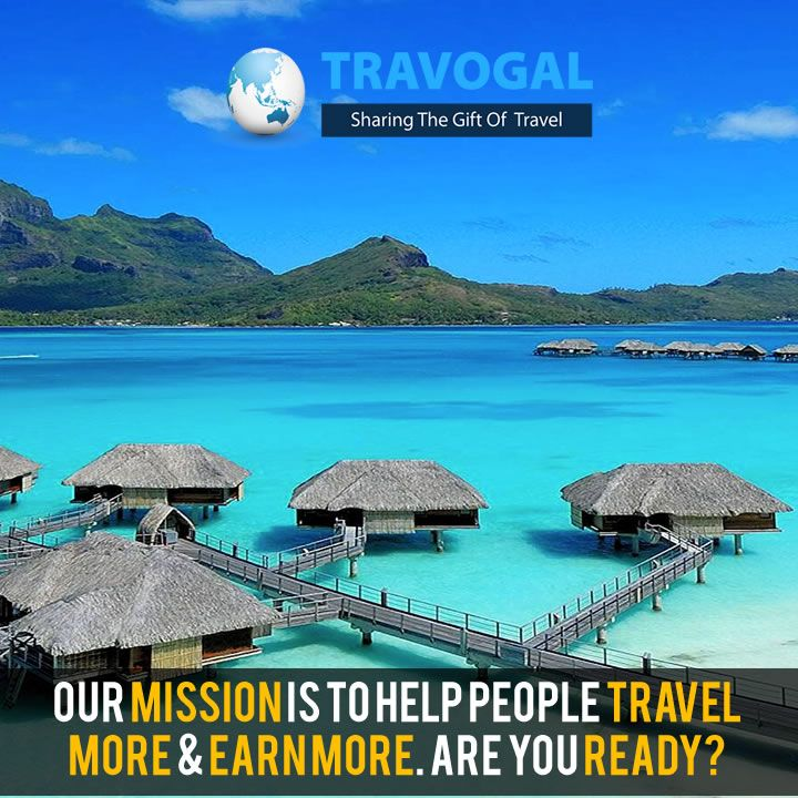 Are you looking for a way to travel more.....earn more?  Travogal is preparing for it's public launch and there's a lot of excited people already committed to sharing the gift of travel who will be soon living a life like it's one long vacation.   What about you?