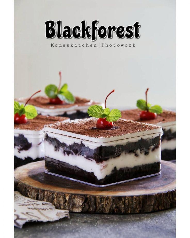 Resep Dessert Box C 2020 Brilio Net Instagram Mayfitkitchen Instagram Komeskitchen Makanan Penutup Mini Ide Makanan Makanan