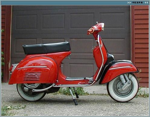 65 Vespa Super Sport | Scoot | Vespa super, Vespa scooters for sale