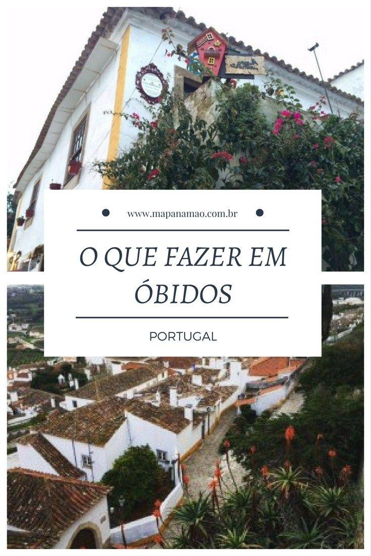o que fazer em óbidos portugal