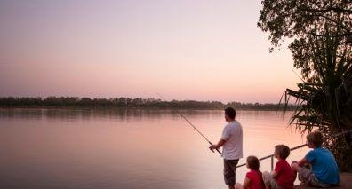 Discovery Holiday Parks, Lake Kununurra, Western Australia |