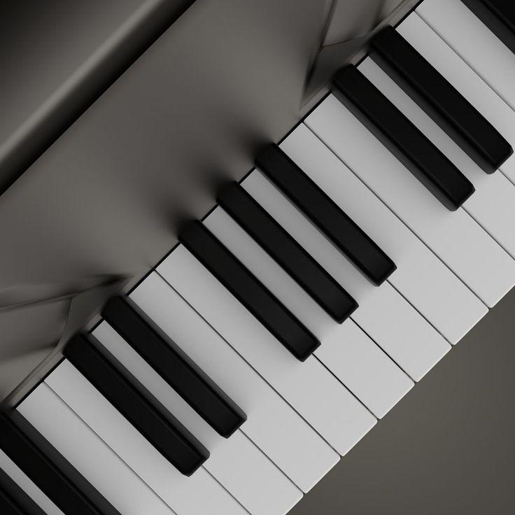 Piano by Vítězslav Koneval