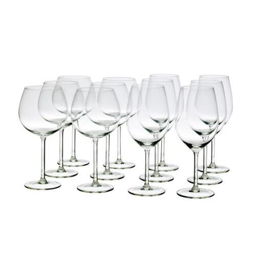 MARTORP σετ ποτήρια κρασιού 12 τεμ.