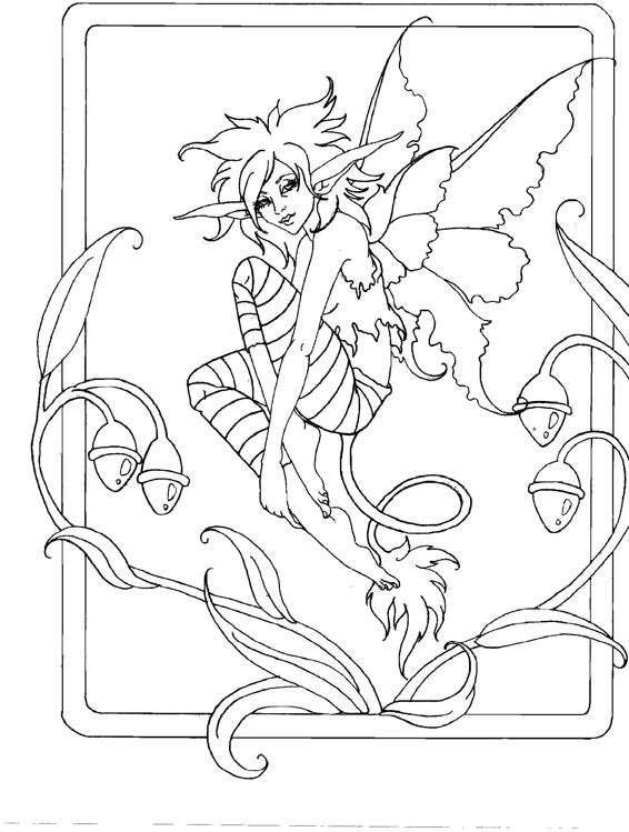 349 best fairy images on Pinterest | Coloring books, Coloring pages ...