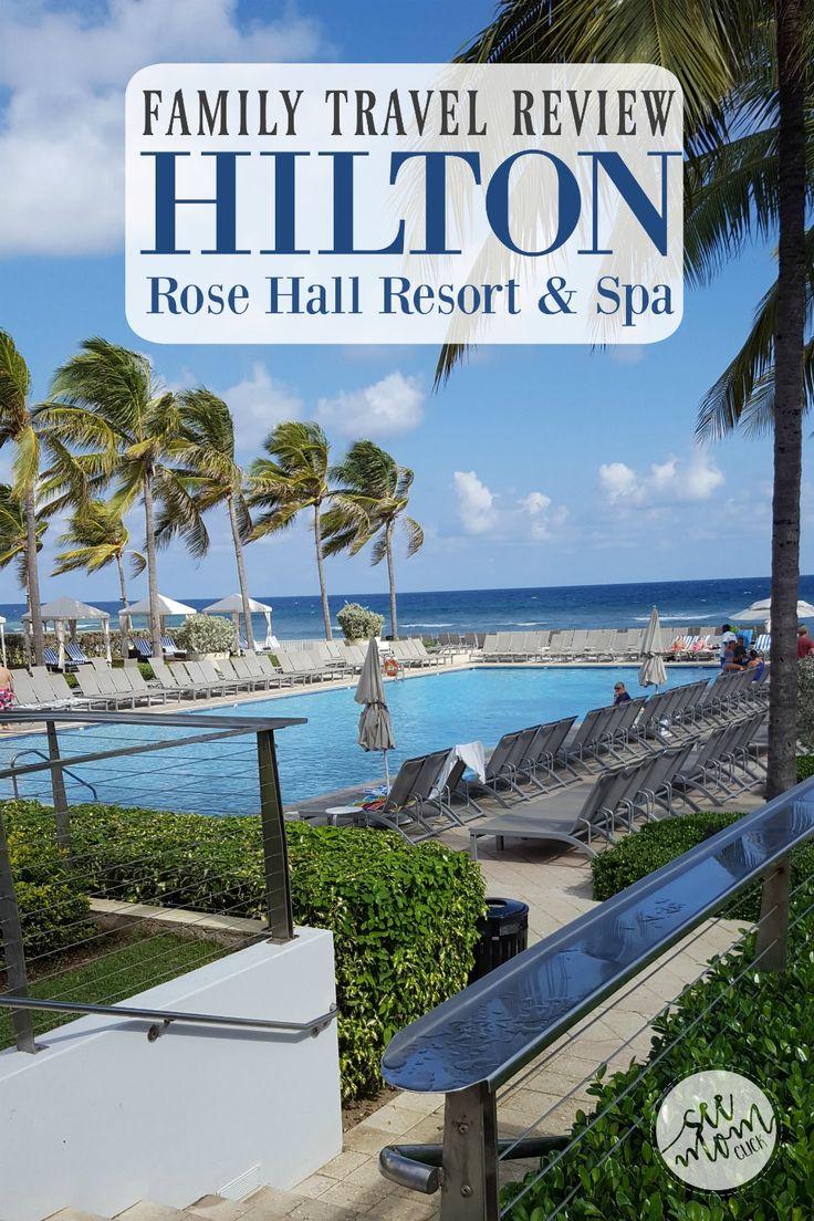 Hilton Rose Hall Resort in Montego Bay
