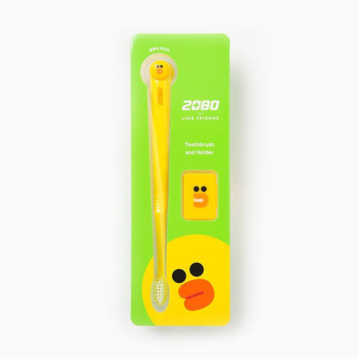 Naver Line Friends Store Official Goods 2080 Sally Toothbrush #NaverLineFriends