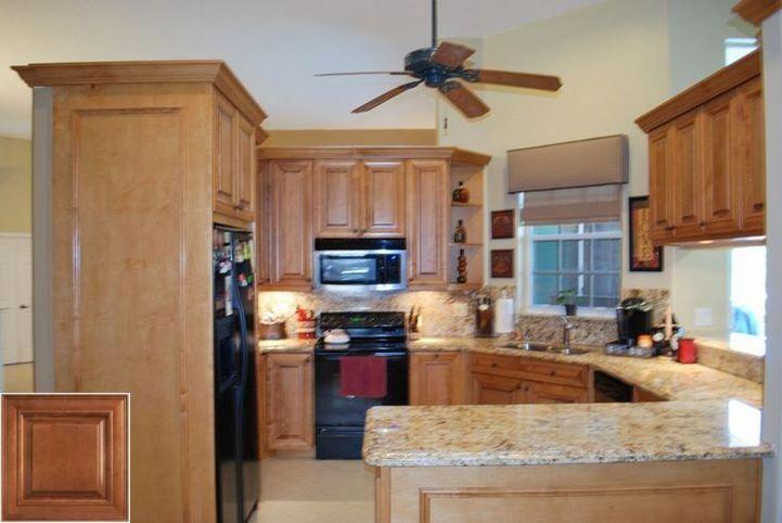 Using Oak Tv Unit Ebay Uk Oakkitchencabinets Cabinets Oak Kitchen Cabinets Kitchen Renovation Honey Oak Cabinets