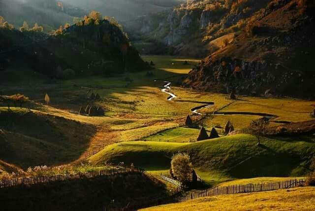 Sureanu Mountains, Hunedoara county