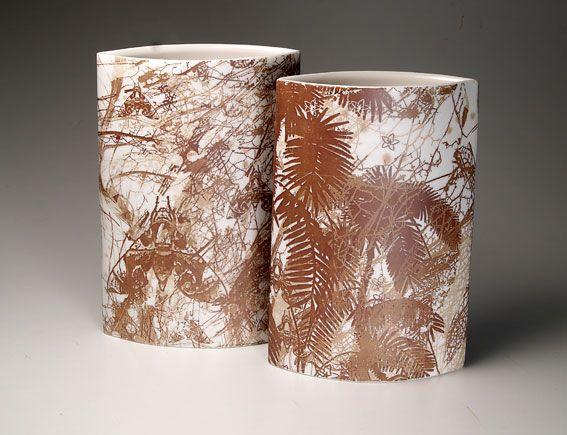 digital prints on porcelain. Mollie Bosworth