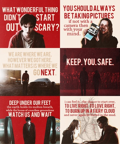 Such a great compilation! Which Warm Bodies quote is your favorite?