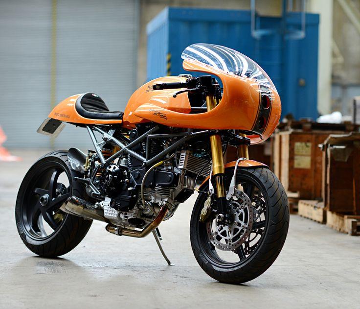 Ducati Sport Classic by Redmax Speedshop